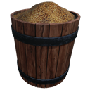 Barrel of Grains