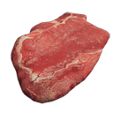 Raw Gazel Steak